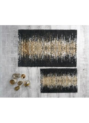 HC&W Artemis Pamuk Viskon Zemin Grubu 80x150 - Gold Altın